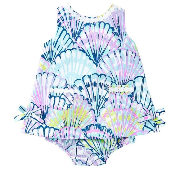 Lilly Pulitzer Other - Lilly baby shift in oh Shello